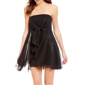 NWOT Free People Good For You Strapless Dress